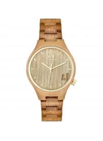 Giacomo Design klocka Chiusa av Bambu